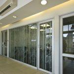 Aluminium Opening Doors By Pelican Systems