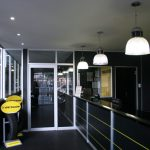 Aluminium Door Installation In The Dunlop Pietermaritzburg Reception Area
