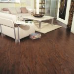 Dynamic Range Borneo Teak Laminate Flooring Solution