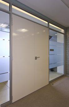 Timber Door Installation