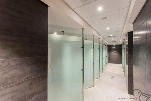 Virgin Active Ballito Econocal Calcium Silicate Ceiling Tile Installation In The Bathrooms