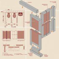 Internal Pilaster