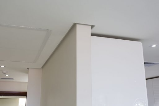 Ceiling Trims For Flush Plastered Ceilings Pelican Systems