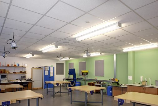 AMF Acoustic Ceilings