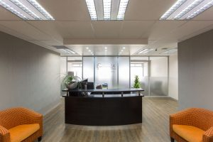 Accoustic Suspended Ceilings