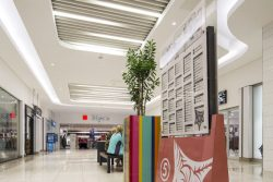 Retail Shopping Centre Ceiling Designs