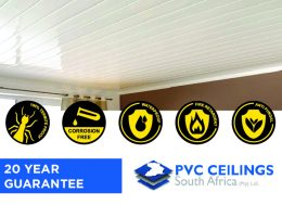 PVC Ceilings Benefits