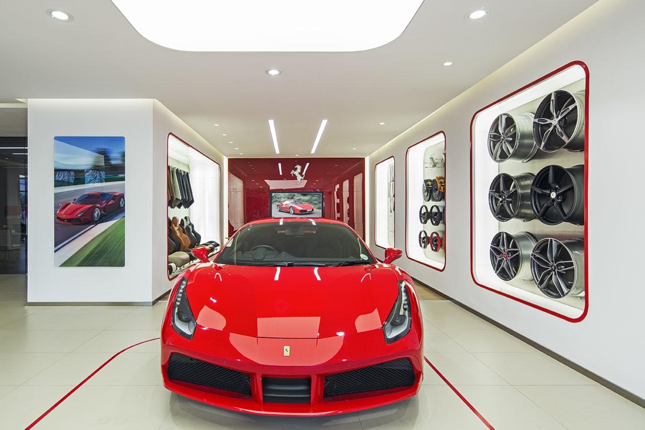 Ferrari Umhlanga