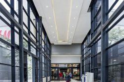Galeria Mall Skimmed Ceilings