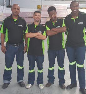 Staff Picture Amalgamated