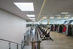 Ceilings and Bulkheads at Virgin Active Hillcrest