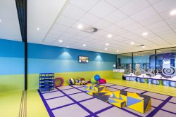 Acoustic Ceilings at Virgin Active Hillcrest Kids Zone