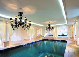 Indirect Lighting Profiles - Pool area