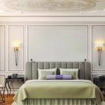 Wall Mouldings - Bedroom