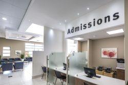 KwaDukuza Private Hospital Admissions Area