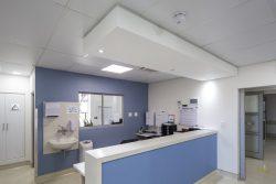 KwaDukuza Private Hospital Pediatric Ward Nurses Station