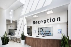 KwaDukuza Private Hospital Reception And Front Desk