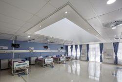 KwaDukuza Private Hospital Ward Interior