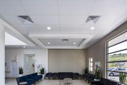 KwaDukuza Private Hospital Interior Waiting Area