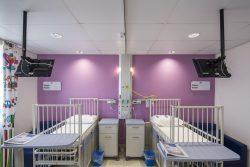 KwaDukuza Private Hospital Children's Ward Interior