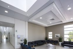KwaDukuza Private Hospital Waiting Area