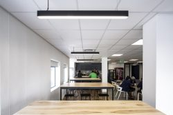 Bidvest Panalpina Logistics Kitchen Area Ceilings And Partitions