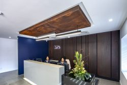 Ceilings And Bulkheads For Commercial Offices At Bidvest Panalpina Logistics