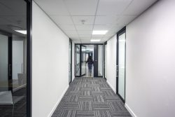 Ceilings And Partitions At Bidvest Panalpina Logistics Frosterly Park