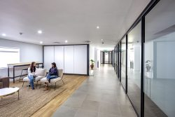 Ceilings And Partitions For Commercial Office Space At Bidvest Panalpina Logistics