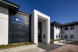 Entrance Of Bidvest Panalpina Frosterly Park's New Offices