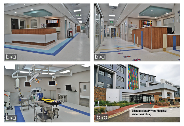 Eden Gardens Private Hospital BVA Architects