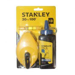 Stanley Chalkline Reel and Chalk Set