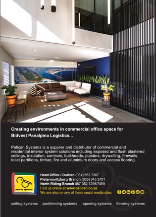 Pelican Systems advert for Decor and Design 2020 Edition