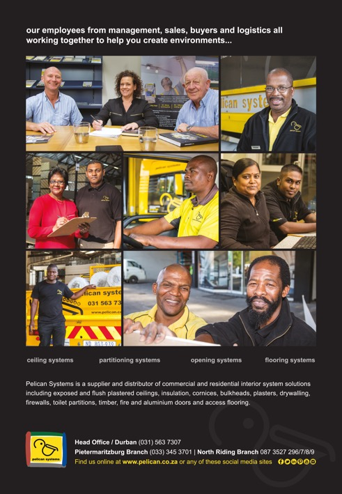 Pelican Systems Advert for To Build Publication Working Together theme