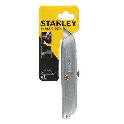 Stanley Utility Knife with 3 Position Rectractable Blade