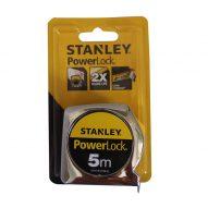 Stanley Tape Measure Powerlock 5m x 19mm
