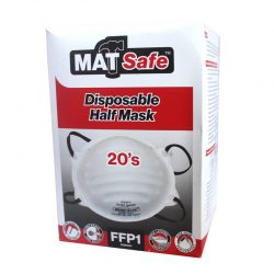 Matsafe Dust Masks 20 units