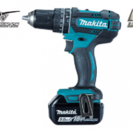 Makita Cordless Impact Driver Drill