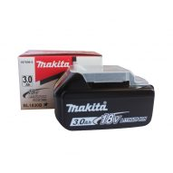 Makita 3.0Ah BATTERY 18v LITHIUM-Ion