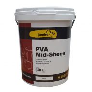 PVA Paint with a Mid-Sheen ideal for Walls