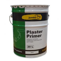 Plaster Primer for preparing Plasterboard for painting