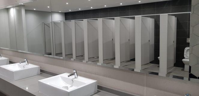 T1 Toilet Cubicles