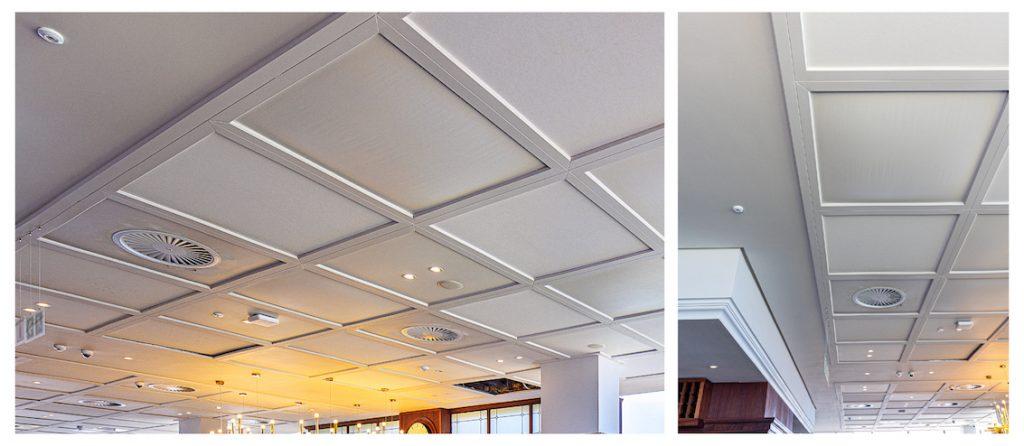 JUMBO Grid Pannelled Ceiling